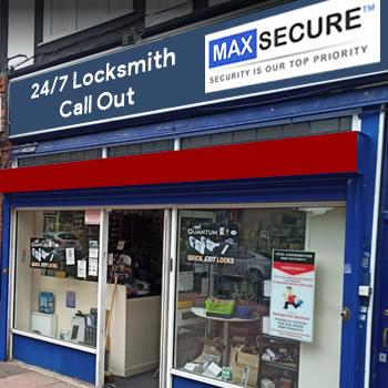 Locksmith store in Brentford